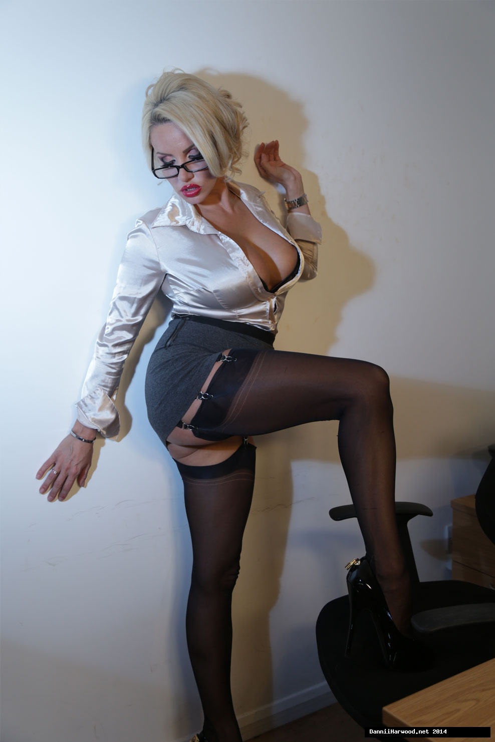 Office _Stockings_4