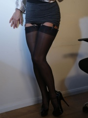 Office _Stockings_9